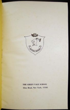 The Green Vale Story 50th Anniversary