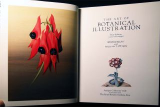 The Art of Botanical Illustration New Edition Revised and Enlarged. Wilfrid Blunt, William T. Stearn
