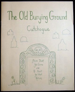The Old Burying Ground Cutchogue. Americana - Memorials - Cemeteries - North Fork - Long Island -...