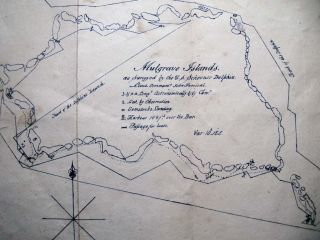 Journal of a Cruise of the United States Schooner Dolphin, Among the Islands of The Pacific Ocean; and a Visit to the Mulgrave Islands, in Pursuit of the Mutineers of the Whale Ship Globe