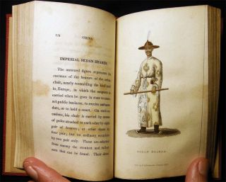 The World in Miniature; Edited By Frederic Shoberl. China, Containing Illustrations of the Manners, Customs, Character, and Costumes of the People of That Empire Accompanied By Thirty Coloured Engravings. In Two Volumes