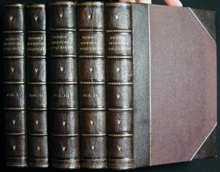 Medical Inquiries and Observations By Benjamin Rush, in Five Volumes. Americana - Medicine -...