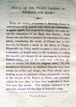 Authentic Memoirs of the Life of John Sobieski King of Poland. Illustrative of the Inherent Errors in the Former Constitution of That Kingdom, Which, Though Arrested for a Time By the Genius of a Hero and a Patriot, Gradually Paved the Way to Its Downfall