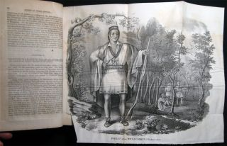 Events in Indian History, Beginning with an Account of the Origin of the American Indians, and Early Settlements in North America, and Embracing Concise Biographies of the Principal Chiefs and Head-Sachems of the Different Indian Tribes, with Narratives..