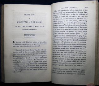 Medico-Chirurgical Transactions, Published By the Medical and Chirurgical Society of London. Volume the First.