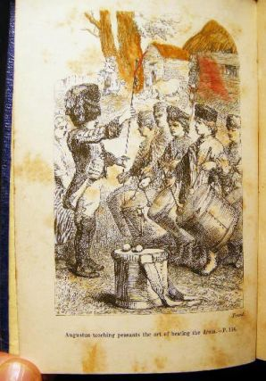 The Little Drummer: Or, Filial Affection. A Story of the Russian Campaign