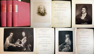 Annals of the English Stage from Thomas Betterton to Edmund Kean. Doran Dr